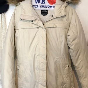 The North Face Arctic Parka XL $100(Vintage White)